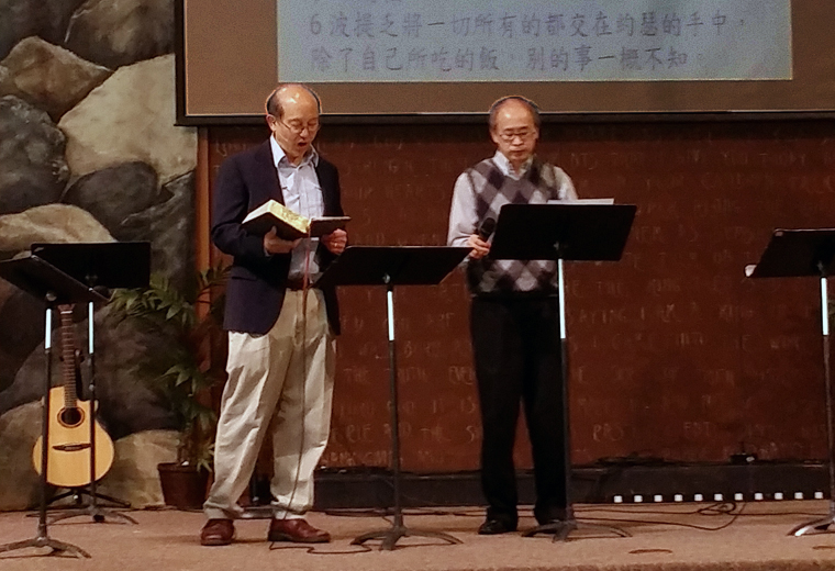 05-31-2015 Sermon